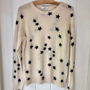 Equipment Fine Knit Cashmere Star Sweater
